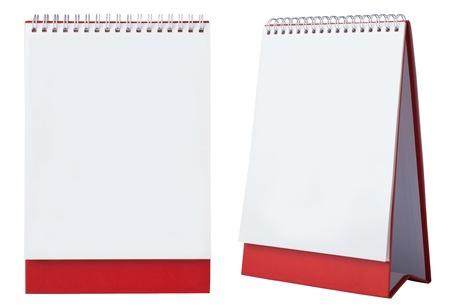 blank calendar Imagens