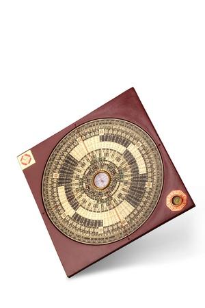 gua: Chinese feng shui compass