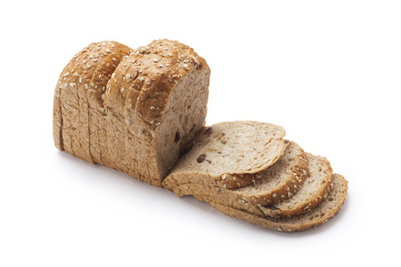 wholemeal: Slice of bread