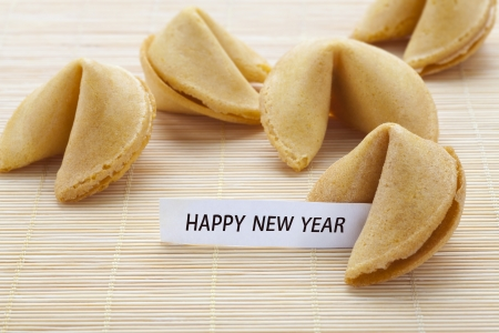 Fortune cookies photo