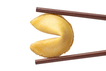 fortune cookie: Fortune cookies Stock Photo