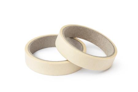 masking: Roll of masking tape Stock Photo