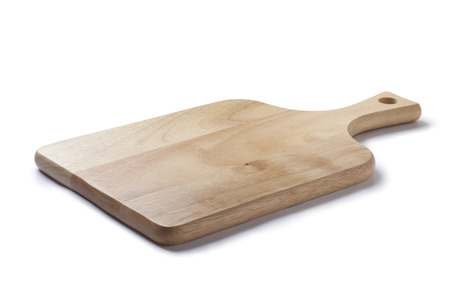 Wooden cutting board 版權商用圖片
