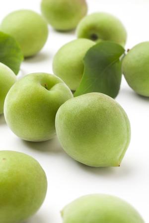 green plum Imagens