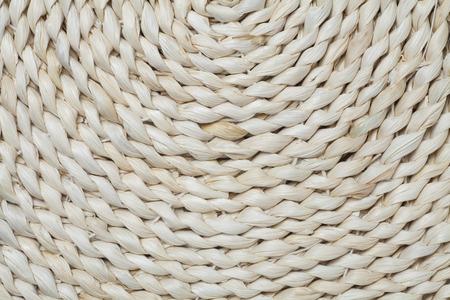 breathable: paglia texture di sfondo cuscino