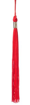 red tassel