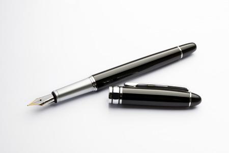fountain pen Stockfoto