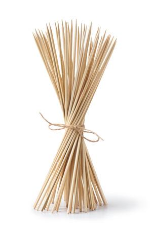 chopstick: bunch of bamboo sticks