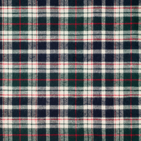 plaid fabric texture background