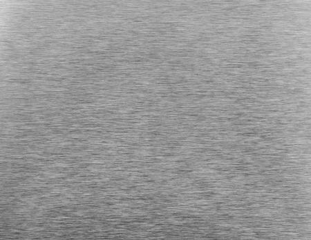 灰色背景: 起毛金属のテクスチャ背景 写真素材