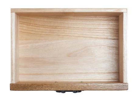 Vuoto cassetto in legno