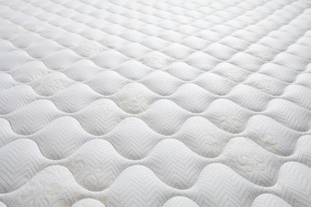Background of comfortable mattress Archivio Fotografico