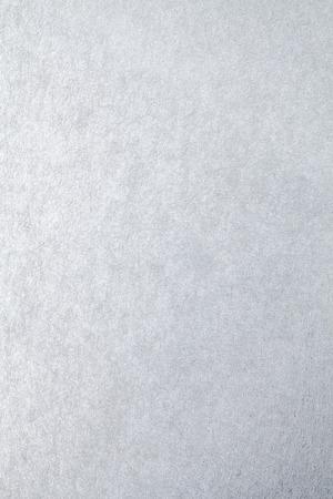 Silver papier textuur achtergrond Stockfoto
