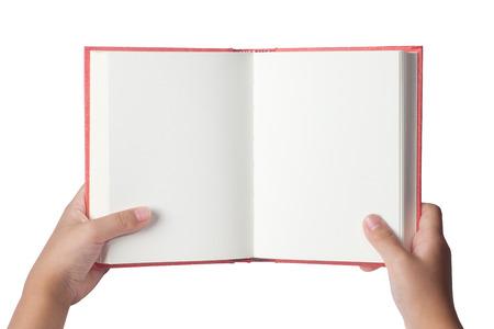 manos abiertas: manos que sostienen un libro
