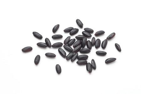 black rice 스톡 콘텐츠