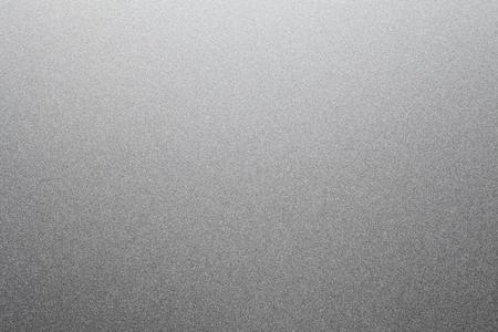 銀マットな質感の背景、クローズ アップ。 写真素材
