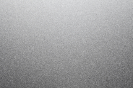 stainless steel sheet: Matte silver texture background, Close-up. Stock Photo