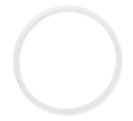 sealing ring: Sealing ring for pressure cooker on white background