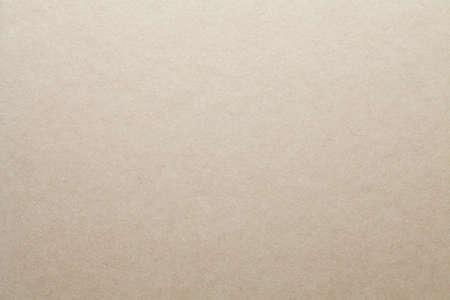 Sheet of beige paper texture background