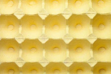 Background of empty egg tray. Close-up. 版權商用圖片