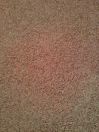 rough: Running track surface