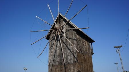 Old Mill  - Nessebar, Bulgaria photo