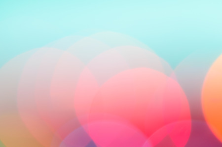 Abstract background with bokeh defocused lights and shadow. Banque d'images