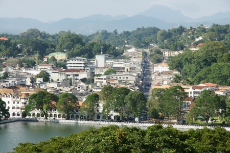 Kandy is a major city in Sri Lanka, located in the Central Province, Sri Lanka