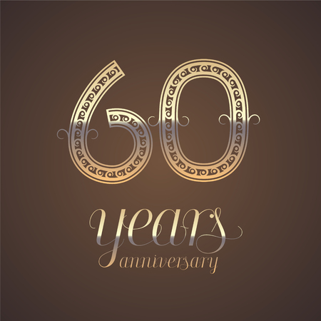 5 Years Anniversary Vector Icon Symbol Graphic Design Element