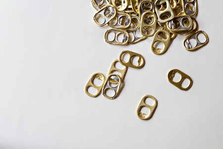 ring pull: Ring pull for recycle