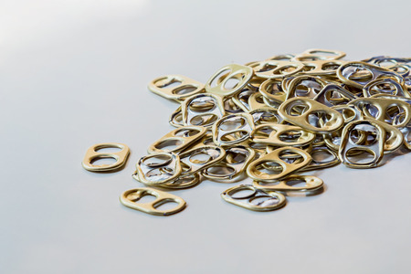 bottle cap opener: Ring pull for recycle