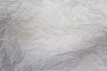 parch: Gray creased paper background texture Stock Photo