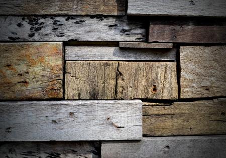 wood block: Wood block background texture