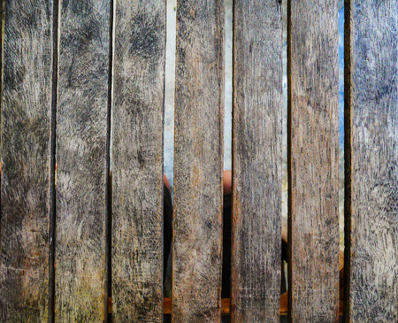 Old wood table background texture