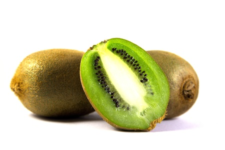 curren: kiwi fruit Stock Photo