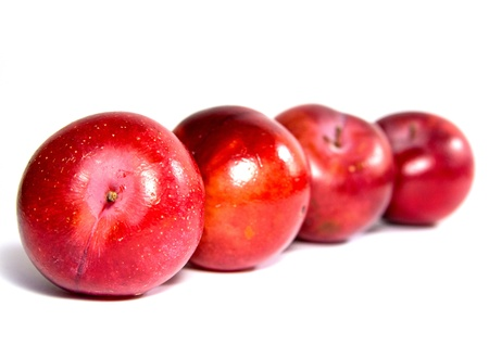curren: red apples