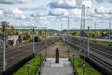 Railway junction