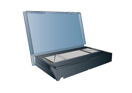 Videotape Stock Vector - 16113372