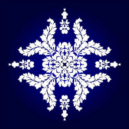 A great pattern for your wallpaper, clothing, porcelain