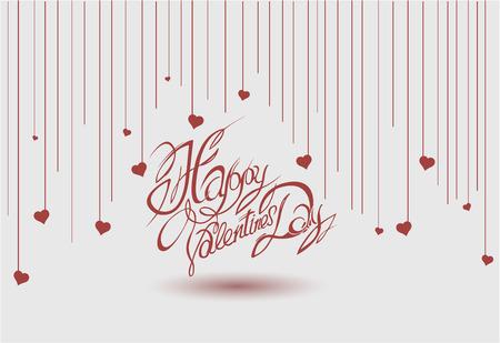 Lettering San Valentino