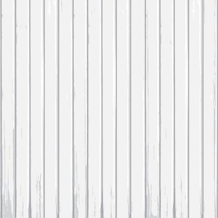 Madera blanca simple vector realista plantilla de fondo Foto de archivo - 31506072