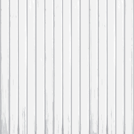 White wood simple realistic vector background template  Illustration