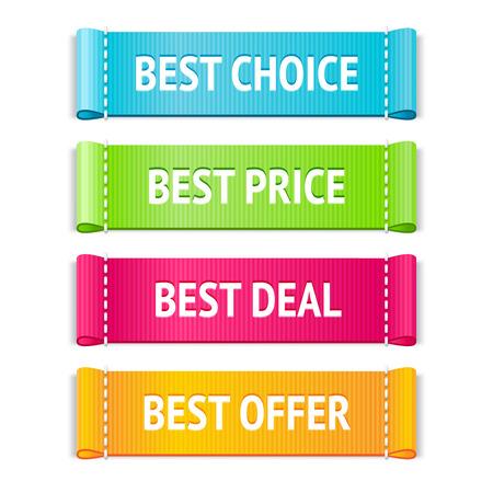 fabric label: Best fabric label set