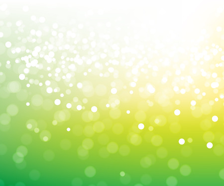 Green glitter abstract magic nature background, summer season wallpaper