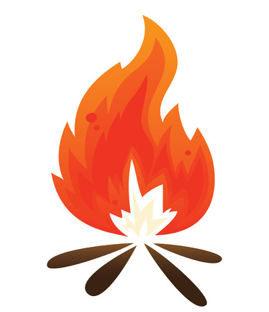 bonfires: Simple bonfire