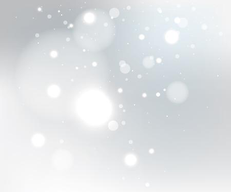 눈 회색 겨울 배경, 투명 효과와 EPS10 파일 일러스트