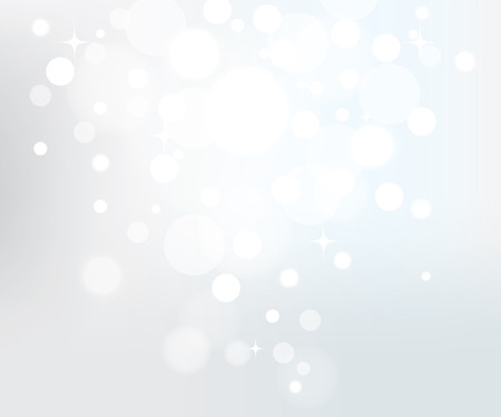 background image: Snow winter background in white and grey color