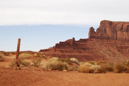 Wildcat Trail in Monument Valley, Utah, USA