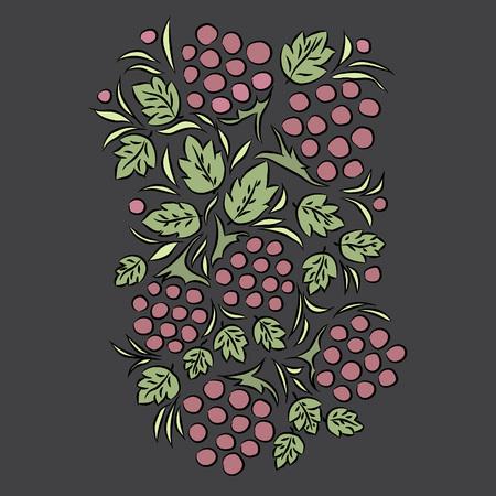 berry: hand-drawn berry