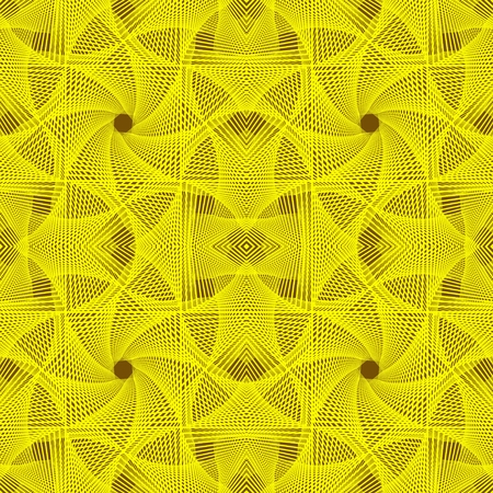 Knitted yellow background Stock Photo